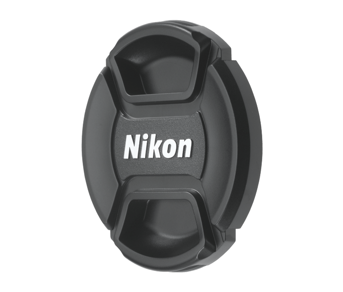 Photo of  LC-58 Snap-On Front Lens Cap 58mm