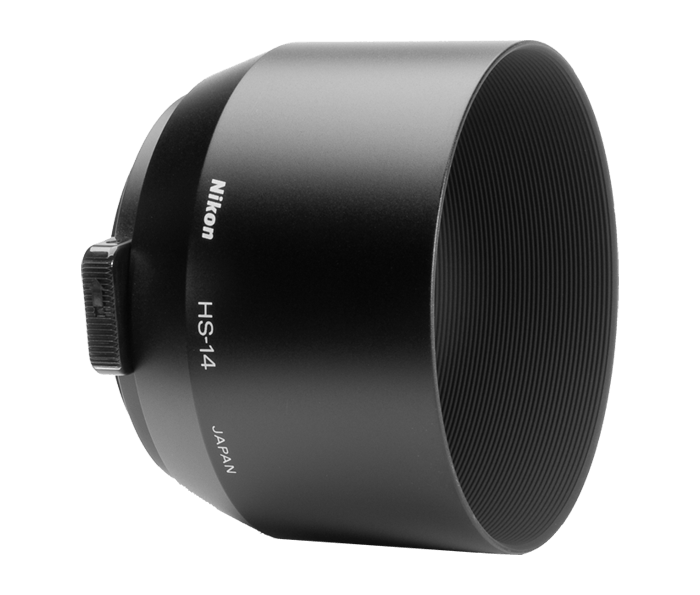 Photo of  HS-14 Snap On Lens Hood