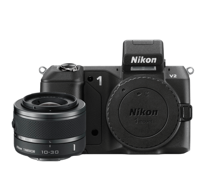 Photo of Nikon 1 V2 One Lens Kit Black
