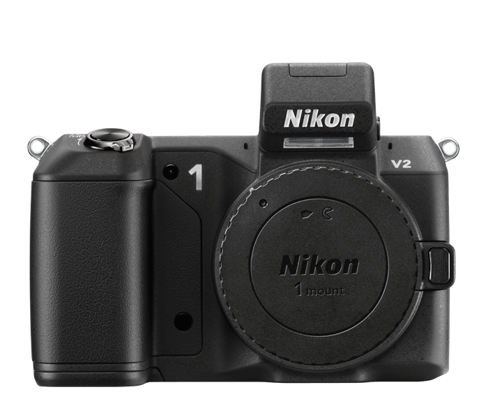 Photo of  Nikon 1 V2 Body Only Black