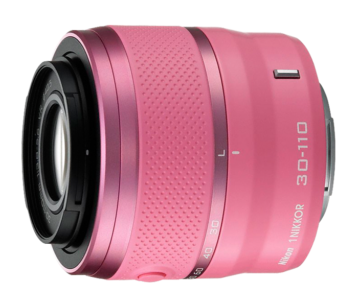 Photo of  1 NIKKOR<br/> VR 30-110mm f/3.8-5.6 Pink