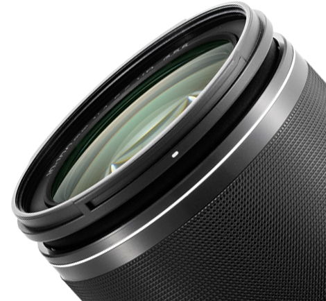 product shot of the 1 NIKKOR 10-100mm lens