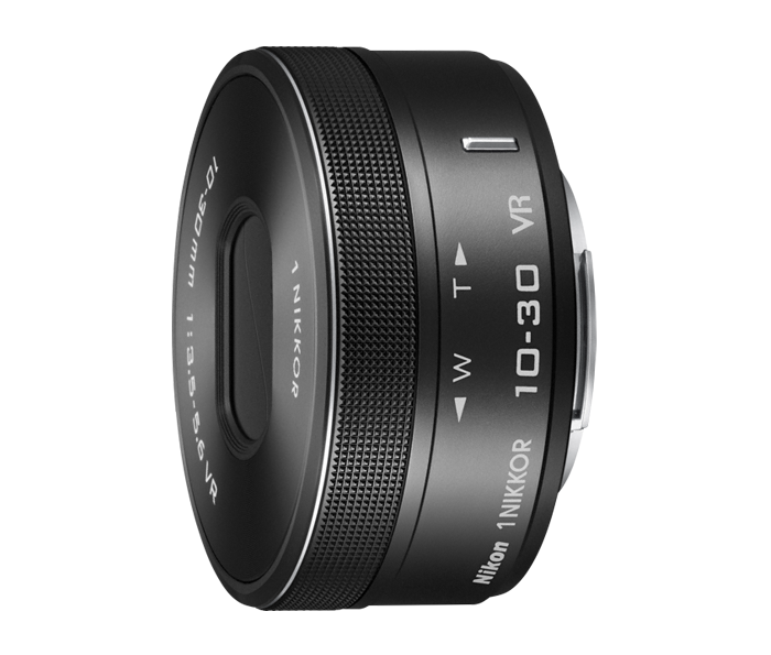 Photo of  1 NIKKOR<br/> VR 10-30mm f/3.5-5.6 PD-ZOOM Black