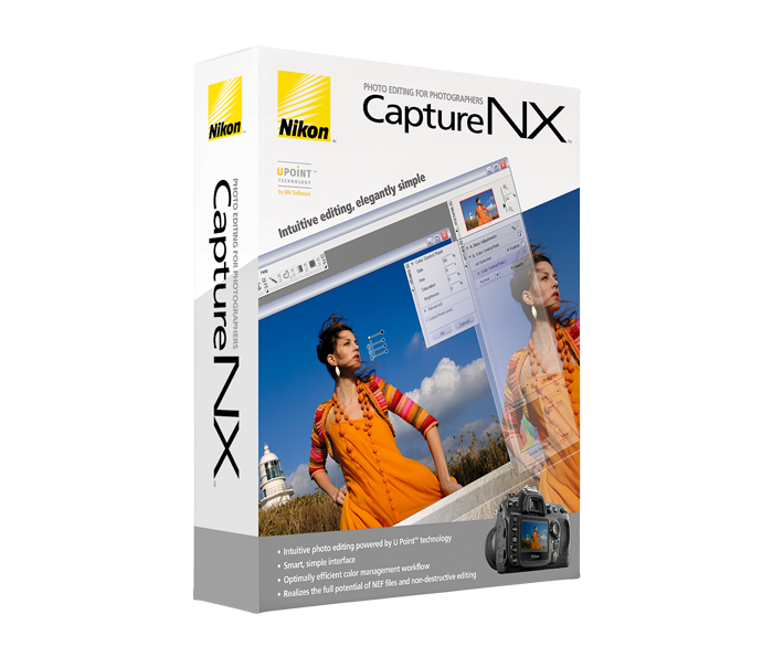 Photo of  Capture NX