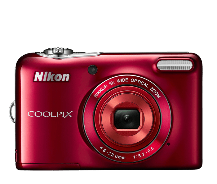 Photo of  COOLPIX L30 Red