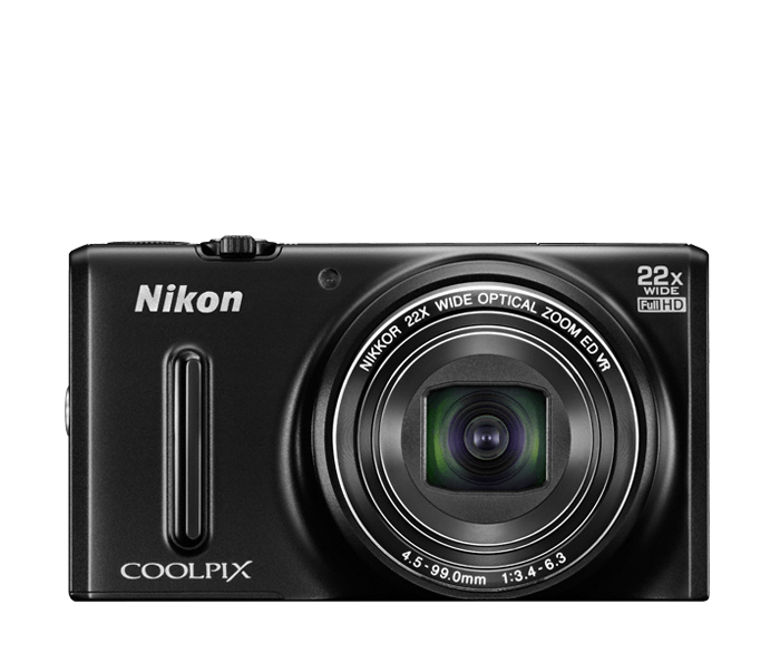 Photo of  COOLPIX S9600 Black