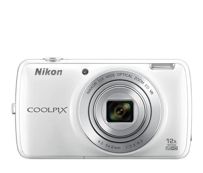 Photo of  COOLPIX S810c White