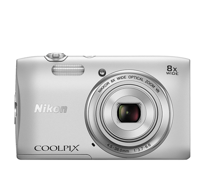 Photo of  COOLPIX S3600 Silver
