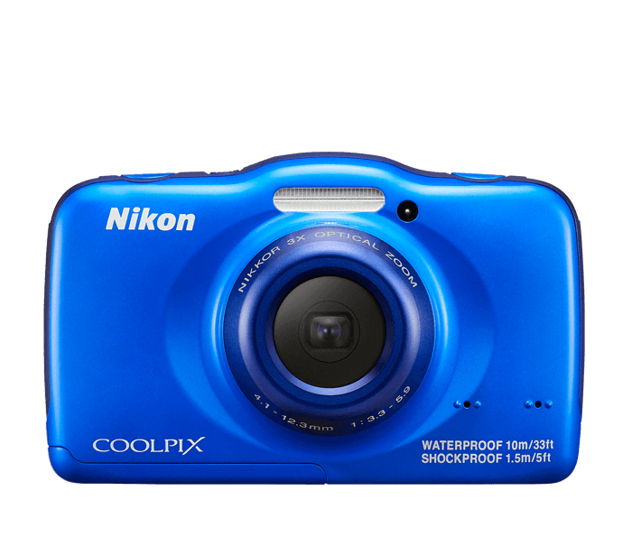 Photo of  COOLPIX S32 Blue