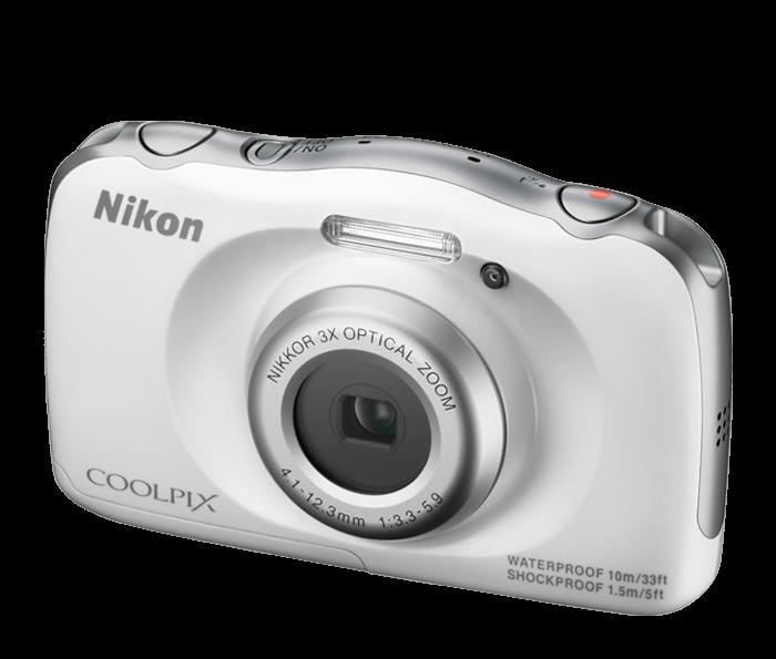 Coolpix S33 Camera