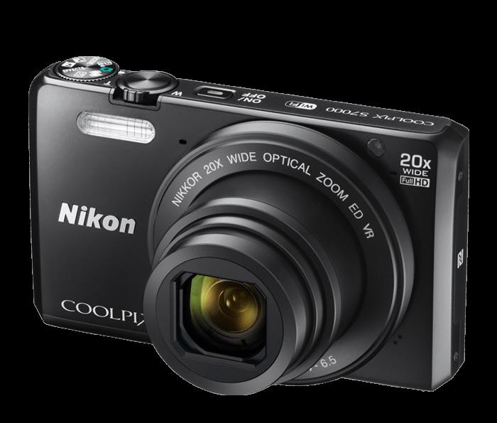 Coolpix S7000 Camera