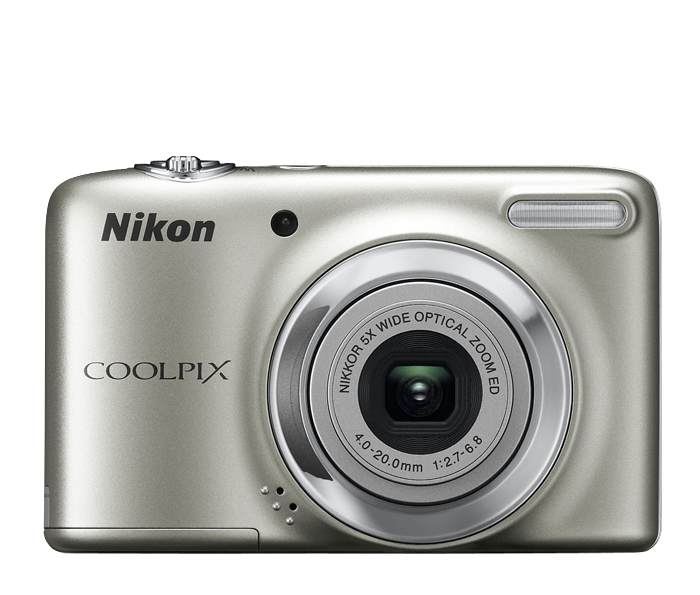 Photo of  COOLPIX L25 Silver
