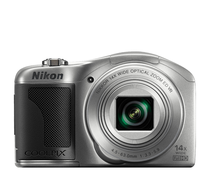 Photo of  COOLPIX L610 (Refurbished) Silver