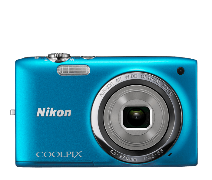 Photo of  COOLPIX S2700 Blue
