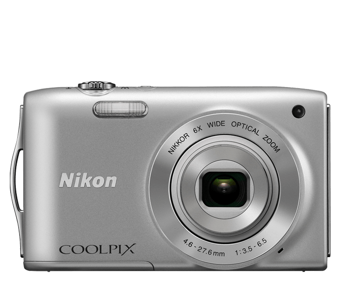 Photo of  COOLPIX S3200 Silver