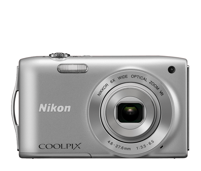 Photo of  COOLPIX S3300 Silver