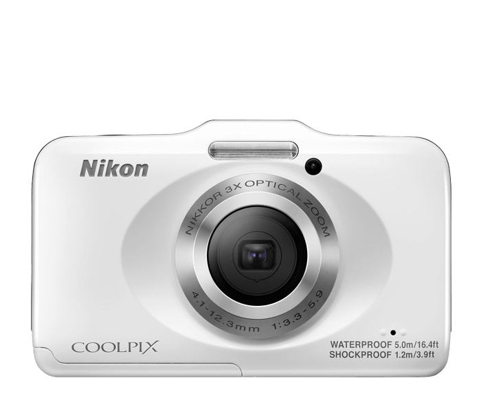 Photo of  COOLPIX S31 White