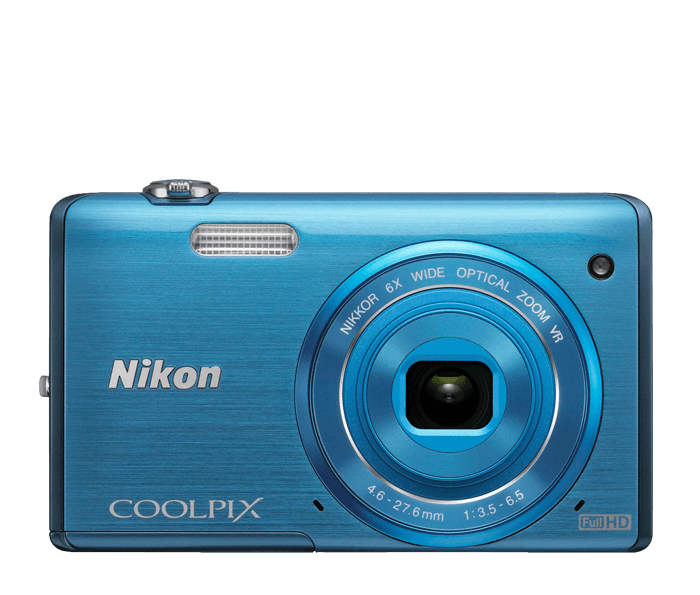 Photo of  COOLPIX S5200 Blue