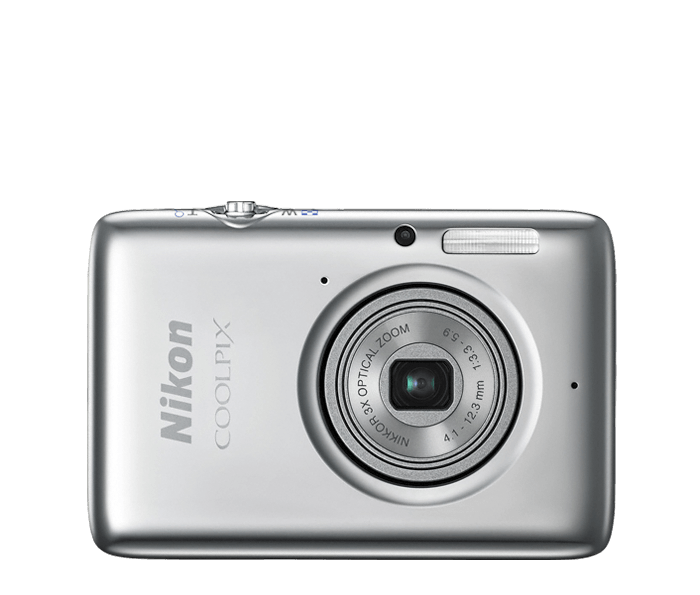Photo of  COOLPIX S02 Silver