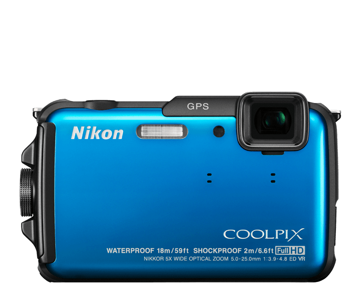 Photo of  COOLPIX AW110 Blue