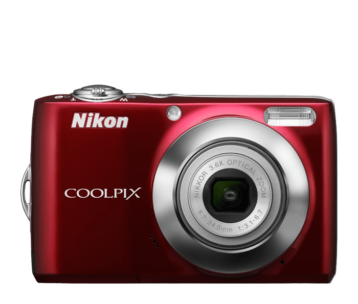 Photo of  COOLPIX L22 Red