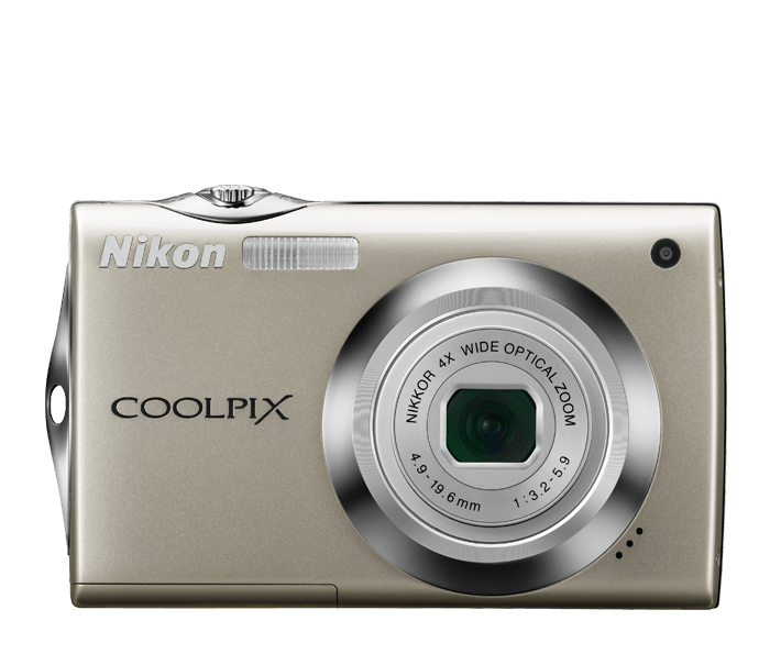 Photo of  COOLPIX S4000 Champagne Silver