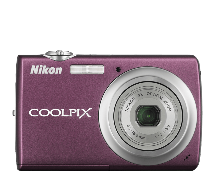 Photo of  COOLPIX S220 Plum
