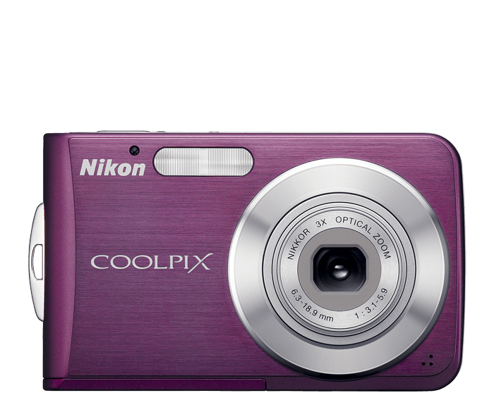 Photo of  COOLPIX S210 Plum
