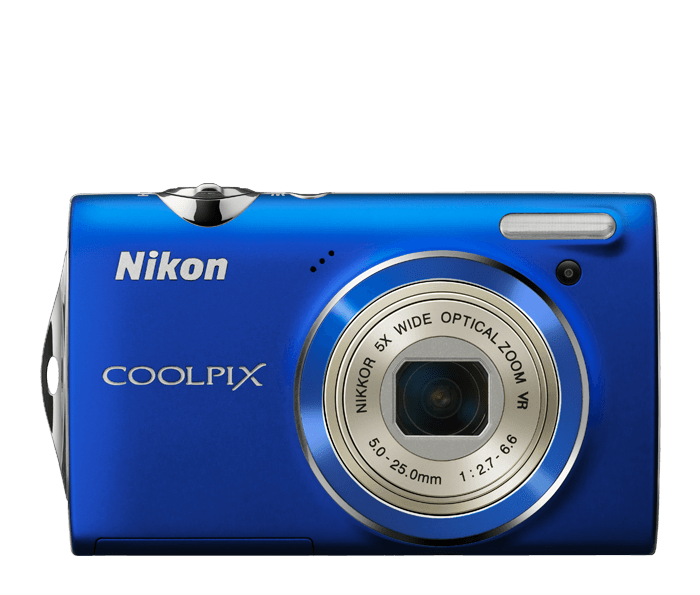 Photo of  COOLPIX S5100 Blue