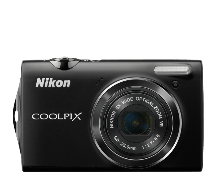 Photo of  COOLPIX S5100 Black