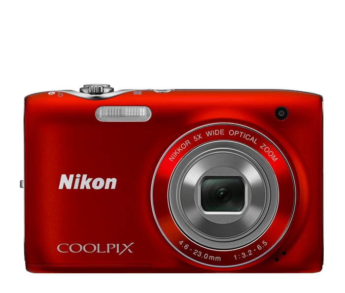 Photo of  COOLPIX S3100 Red