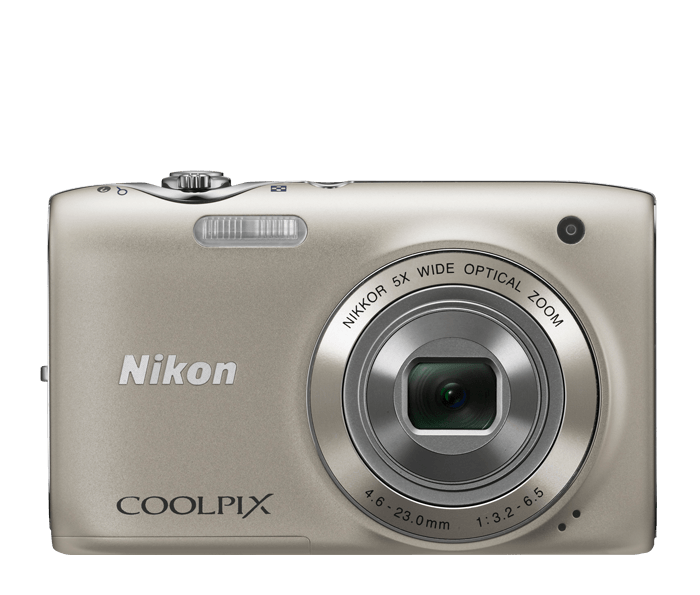 Photo of  COOLPIX S3100 Silver