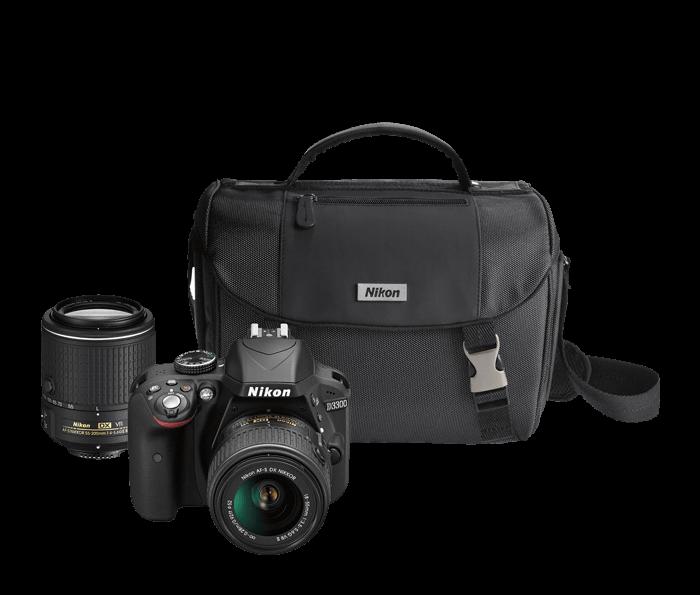 D3300 Two Lens VR Kit