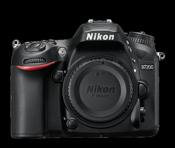 D7200 Camera