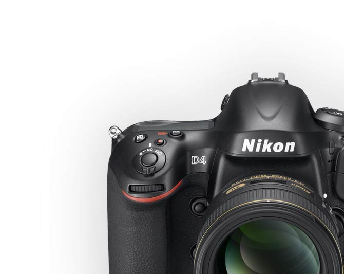 Nikon D4 D-SLR a marvel of speed, accuracy, image quality and intuitive design