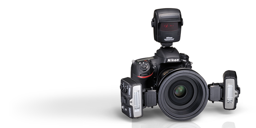 product photo of the Nikon R1C1 wireless close up system