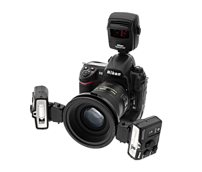 R1C1 Wireless Close-Up Speedlight System