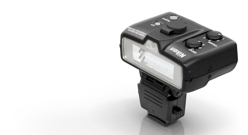 product photo of the SB-R200 Speedlight