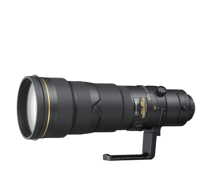 Photo of  AF-S NIKKOR<br/> 500mm f/4G ED VR (Refurbished)