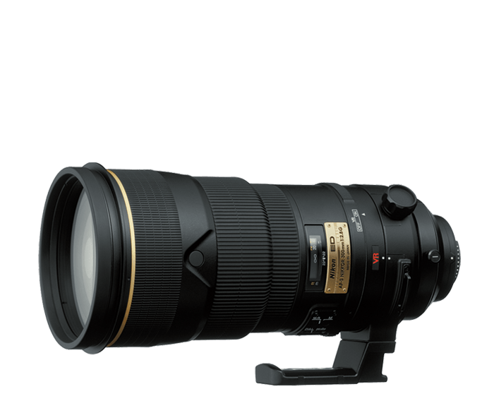 Photo of  AF-S VR NIKKOR<br/> 300mm f/2.8G IF-ED
