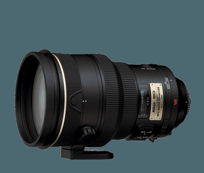 AF-S VR NIKKOR 200mm f/2G IF-ED