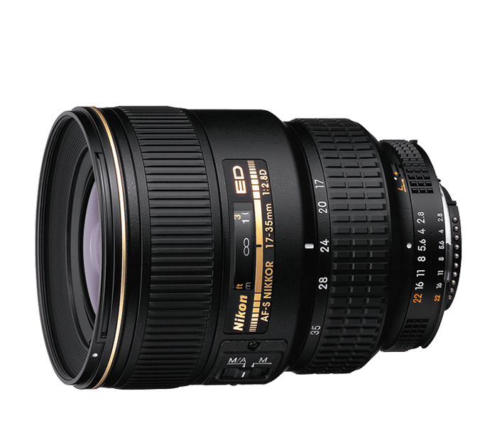 Photo of  AF-S Zoom-Nikkor<br/> 17-35mm f/2.8D IF-ED