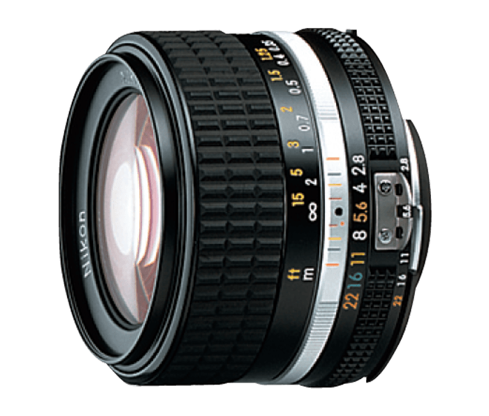 Photo of  NIKKOR 28mm f/2.8