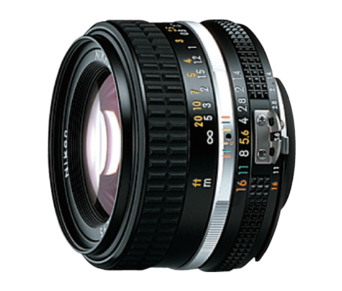 Photo of  NIKKOR 50mm f/1.4