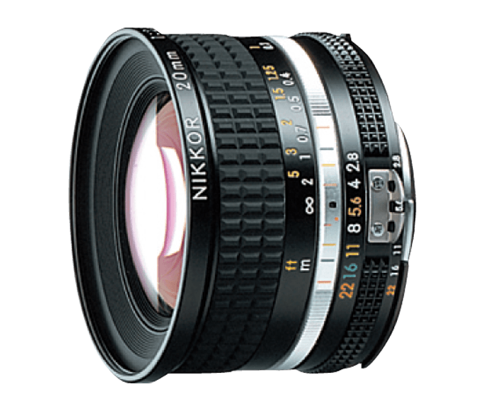 Photo of  NIKKOR 20mm f/2.8