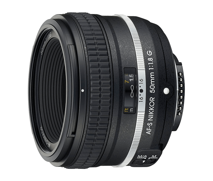 Photo of  AF-S NIKKOR<br/> 50mm f/1.8G Special Edition