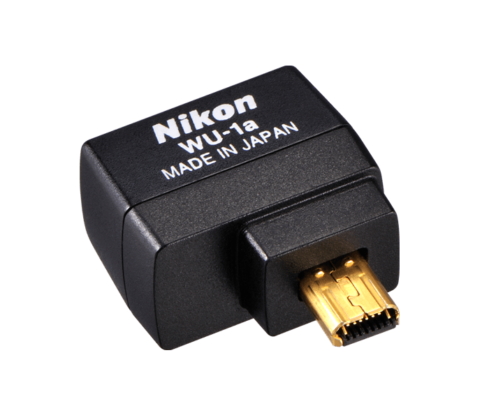 Wu 1a Wireless Mobile Adapter From Nikon