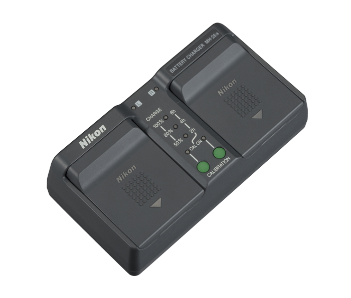 Photo of MH-26a Battery Charger