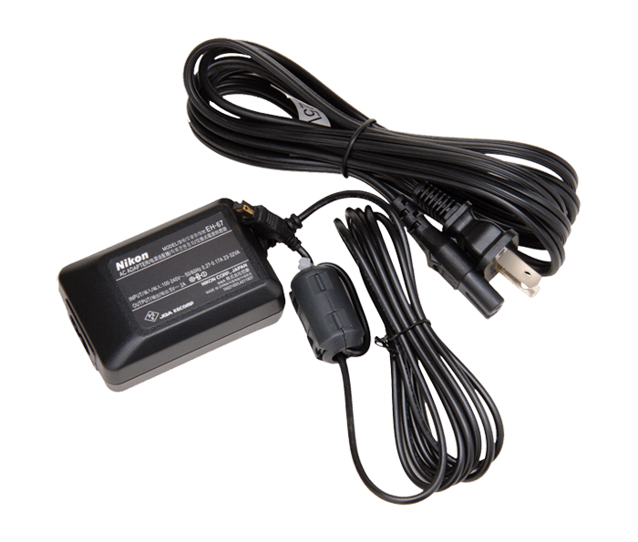 Photo of  EH-67 AC Adapter