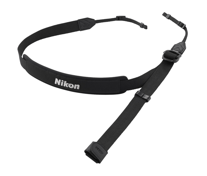 Photo of AN-N3000 Water-resistant Neck Strap (Black)